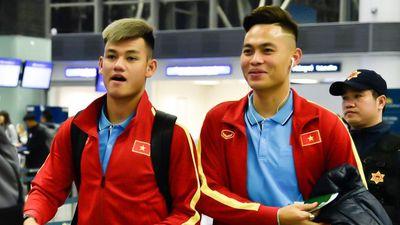 U23 Việt Nam lên đường sang Hàn Quốc