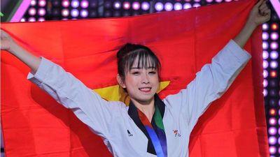 3 sinh viên ĐH Tôn Đức Thắng đoạt huy chương SEA Games 30