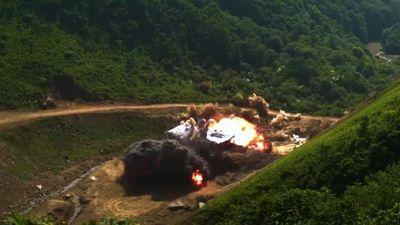 Xem Hàn Quốc huy động dàn vũ khí Mỹ mô phỏng 'tấn công phủ đầu'