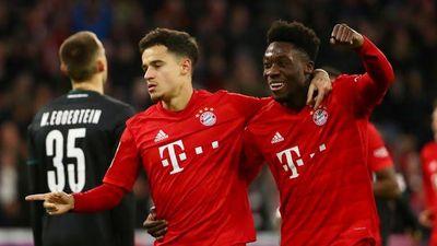 Coutinho giúp Bayern ngắt mạch trận thua ở Bundesliga