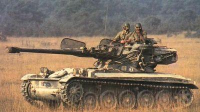 Lý do Việt Nam từng sở hữu chiếc 'xe tăng kỳ lạ' AMX-13-75 của Pháp