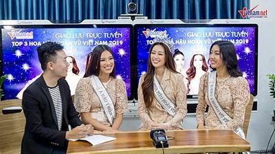 Khánh Vân áp lực thành tích của Hoàng Thùy, H'Hen Niê ở HH Hoàn vũ