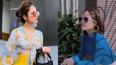 Cận cảnh nhan sắc 'vạn người mê' của bạn gái Quang Hải