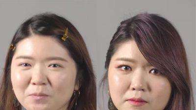Cô gái Hàn lên đời nhan sắc nhờ trang điểm giống mỹ nhân BlackPink