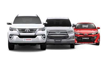 Doanh số Toyota lao dốc bởi hàng loạt trụ cột sa sút