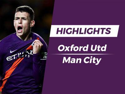 Man City dễ dàng giành chiến thắng với tỷ số 3-0 trước Oxford Utd trong trận đấu thuộc vòng 3 cúp Liên đoàn Anh. Sao trẻ Phil Foden để lại dấu ấn với 1 bàn thắng và 1 kiến tạo.
