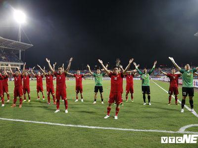 Tiền vệ Lương Xuân Trường thừa nhận rằng tuyển Việt Nam có chút may mắn khi tận dụng được cơ hội trong một trận đấu mà đối thủ kiểm soát bóng vượt trội.