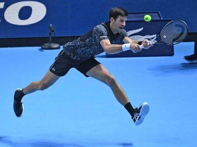 Bán kết ATP Finals 2018, trận đấu giữa Djokovic và Anderson đã diễn ra 1 chiều với sức mạnh vượt trội của một tay vợt.