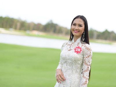 Chân dung Nguyễn Thị Hà - thí sinh Hoa hậu Việt Nam vừa xuống tóc đi tu lại bị tố 'giật chồng'