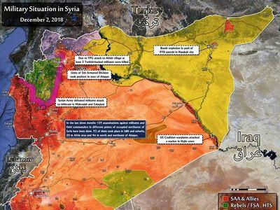 Dân quân Kurd bẻ gãy cuộc phản kích của IS, diệt 250 tay súng khủng bố