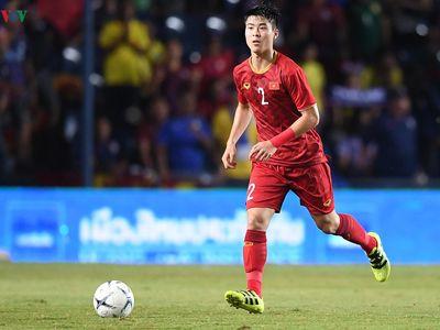 Trung vệ Đỗ Duy Mạnh tiết lộ câu nói giúp ĐT Việt Nam hạ gục ĐT Thái Lan 1-0 ở King's Cup 2019.