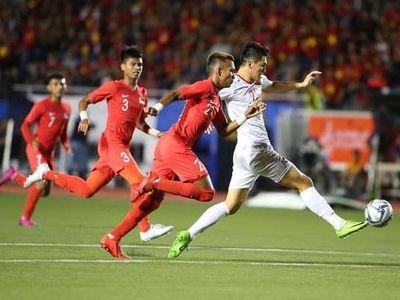 Singapore thông báo chuẩn bị kỷ luật 9 cầu thủ U22 có hành động trốn trại trong thời gian thi đấu ở SEA Games 30.