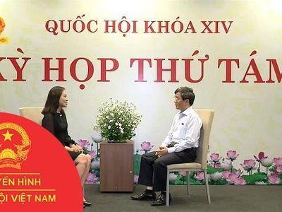Phóng viên THQH Việt Nam đã có cuộc trao đổi với ông Bùi Thanh Tùng, Phó Trưởng đoàn ĐBQH thành phố Hải Phòng xung quanh Luật Đê điều