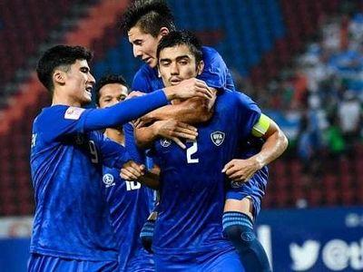 ĐKVĐ Uzbekistan thể hiện sức mạnh vượt trội khi đánh bại U23 UAE với tỷ số đậm đà 5-1, để thẳng tiến vào bán kết U23 châu Á 2020 gặp U23 Saudi Arabia.