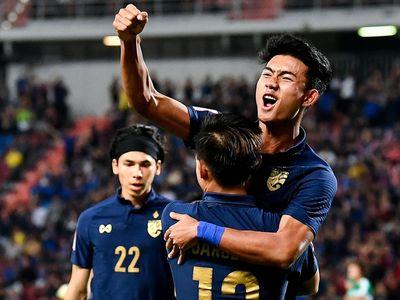Thống kê của AFC chỉ ra U23 Thái Lan là đội có tỷ lệ chuyển hóa cơ hội thành bàn thắng tốt nhất giải với 18% sau 4 trận đấu.