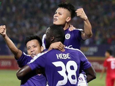 Hà Nội FC, TPHCM và Than Quảng Ninh là 3 trong số những ứng viên cho chức vô địch V-League 2020.