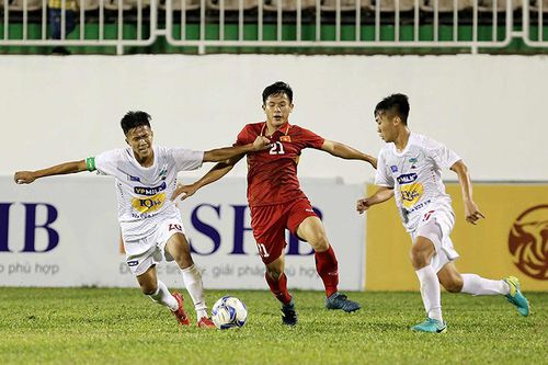 Đội hình dự kiến của U19 Việt Nam trước U19 Hàn Quốc ở VCK U19 châu Á