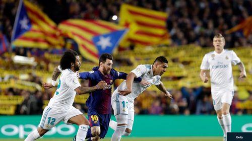 Xem trực tiếp Siêu kinh điển: Barcelona vs Real Madrid trên kênh nào?