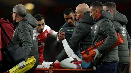 Arsenal gặp tổn thất lớn sau trận đấu với Sporting Lisbon