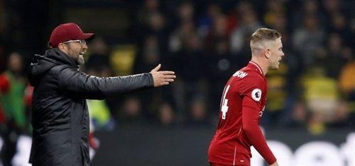 Có Henderson, Liverpool sẽ bị loại khỏi Champions League?