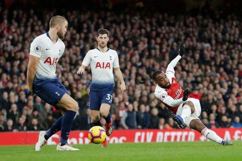 Arsenal đánh bại Tottenham 4-2 trong bữa tiệc bàn thắng
