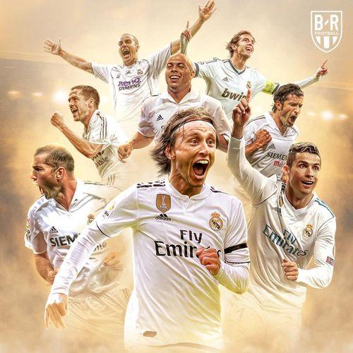 Biếm họa 24h: Modric chấm dứt kỷ nguyên 'Bóng vàng' Messi - Ronaldo