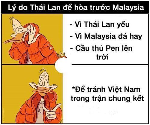 Cộng động mạng 'hả hê' khi Thái Lan cố tình 'né' Việt Nam