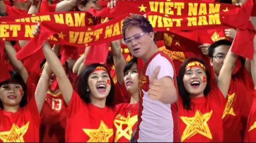 'Vua nhạc chế' Cáp Anh Tài sáng tác ca khúc mới cổ vũ Việt Nam vô địch