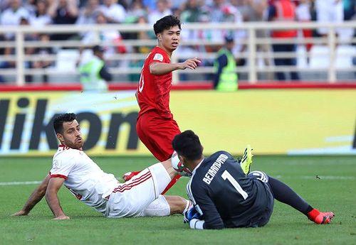 Kết quả Việt Nam 0-2 Iran: Chúng ta vẫn còn cơ hội đi tiếp