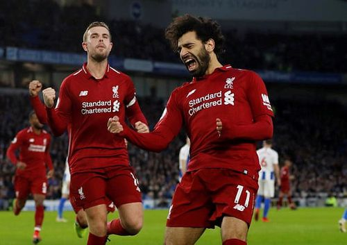 Salah rực sáng, Liverpool xây chắc ngôi đầu