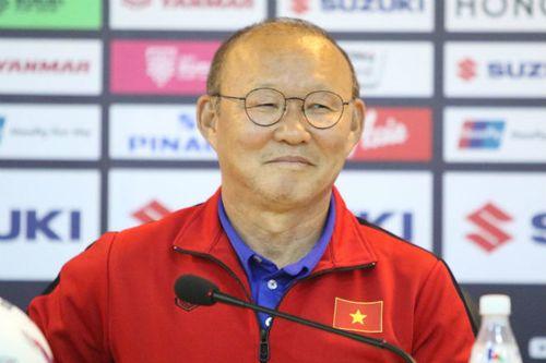 HLV Park Hang-Seo: 'Tôi thích Việt Nam chạm trán với Nhật Bản'