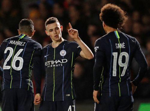 Man City chấm dứt giấc mơ của Newport County ở Cúp FA