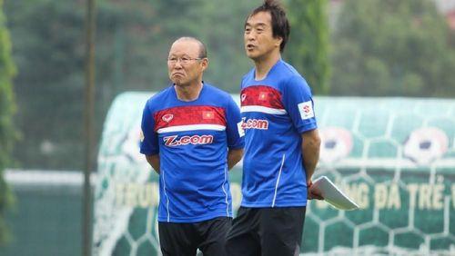 Trợ lý HLV Park sẽ dẫn dắt một đội tuyển trong năm 2019