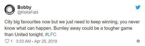 CĐV Liverpool nghi ngờ MU cố tình thua Man City