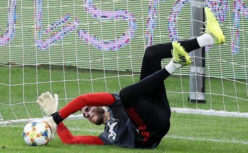 MU nhận tin sốc, De Gea từ chối ký hợp đồng mới