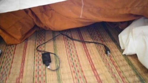 Nhà sư bị điện giật chết khi đang sạc pin
