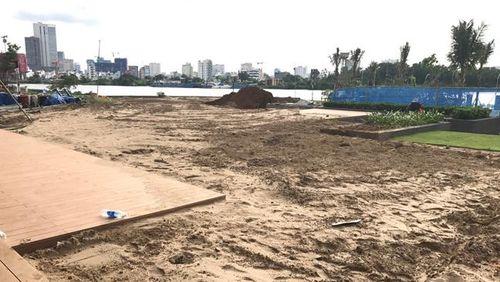 TDS đã tháo dỡ công trình sai phạm tại Thảo Điền Sapphire