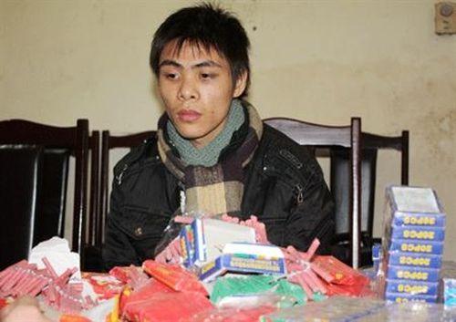 BĐBP Lào Cai: Bắt giữ hơn 300kg pháo nổ các loại