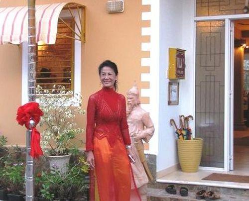 Nữ doanh nhân Việt kiều khai sinh Ngôi nhà Việt Nam tại Pháp