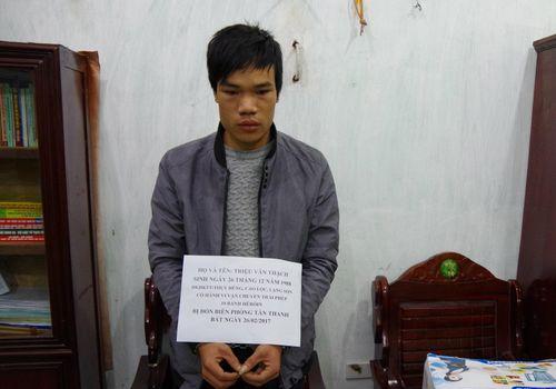 Bắt vụ vận chuyển 10 bánh heroin từ Sơn La về Lạng Sơn