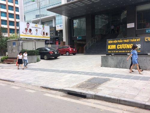 Sở Y tế vào cuộc vụ biến chứng nâng ngực tại BV Kim Cương