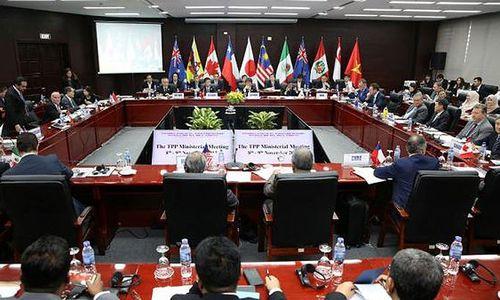 Tiếp tục đàm phán TPP