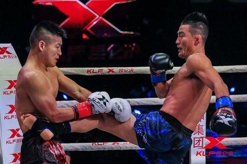 Võ sỹ Trung Quốc hạ cựu vô địch Muay Thái, phục thù cho 'Đệ nhất Thiếu Lâm'