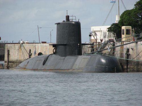 Tàu ngầm Argentina mất tích đã liên lạc 7 lần nhưng thất bại