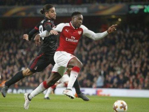 Đánh bại Milan, Arsenal hiên ngang vào tứ kết Europa League