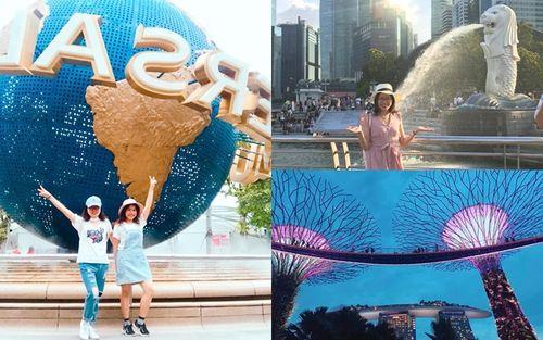 Theo chân cô nàng độc thân khám phá trọn vẹn đảo quốc sư tử Singapore