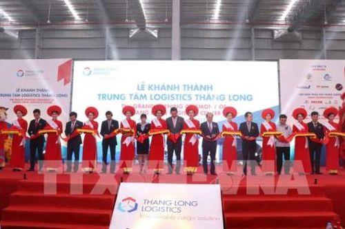 Khánh thành Trung tâm Logistics đa chức năng đầu tiên tại Hưng Yên