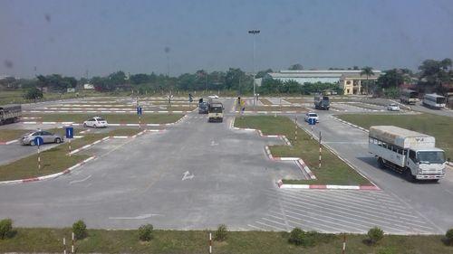 Vĩnh Phúc: Trường Cao đẳng nghề số 2 nâng cao chất lượng đào tạo và sát hạch lái xe