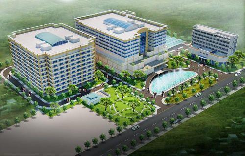 Tây Ninh: Xây bệnh viện 1.000 giường