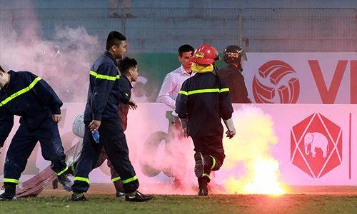 V-League hút khán giả nhờ hiệu ứng U23 Việt Nam